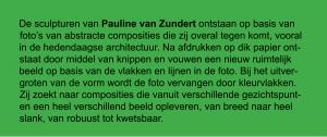 Pauline van Zundert